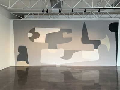 John-Paul Philippe, 'Mural', 2019