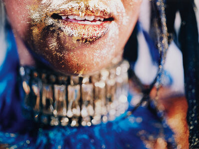 Marilyn Minter, 'Wangechi Gold 6', 2009