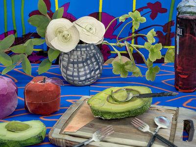 Daniel Gordon, 'Fruits and Campari, 2020', 2020