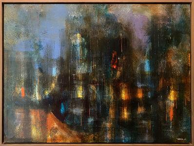 Leonardo Nierman, 'Ciudad Prismatica', 1963