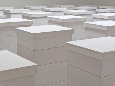 Iñigo Manglano-Ovalle, 'Beehive Grid 7 x 6', 2012