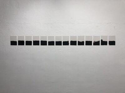 Joël Andrianomearisoa, 'Sur un horizon infini se joue le theatre de nos affections ', 2018