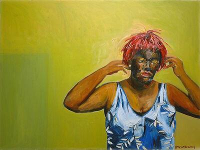 Beverly McIver, 'Mourning Elizabeth #4', 2004