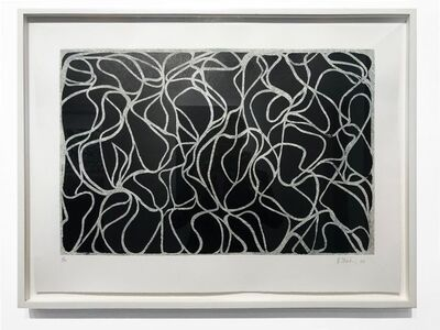 Brice Marden, 'Line Muses', 2001