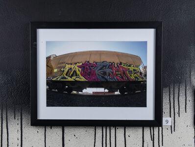 Bench Legend, 'Photograph 9', 2018