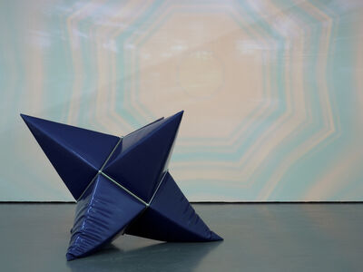 wiedemann/mettler, 'bluish encouragement', 2011-2012
