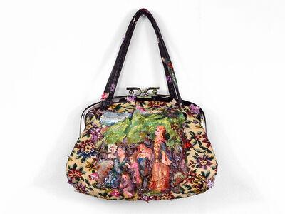 Annelie McKenzie, 'The Power of Ladies' Lamentations Carpet Bag (after Lizzie Siddal)', 2018