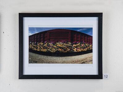 Bench Legend, 'Photograph 12', 2018