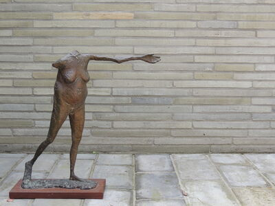 Waldemar Otto, 'Kleine Scheitende 1 (Little Strider 1)', 1968