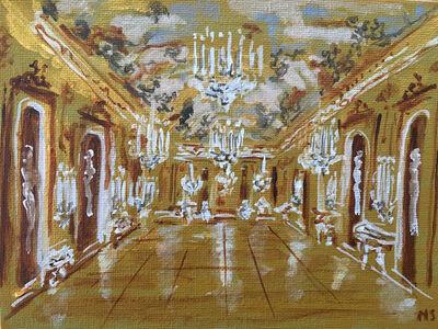 manuel santelices, 'Versailles', 2021