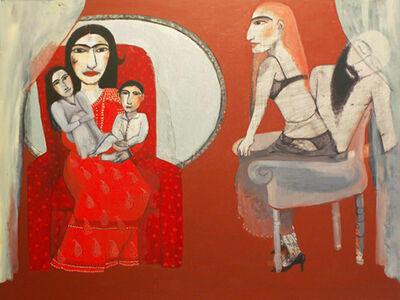 Samira Abbassy, 'Departed Lover ', 2003