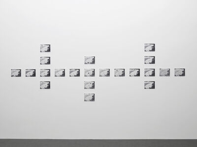 Joachim Schmid, 'X Marks The Spot', 2013
