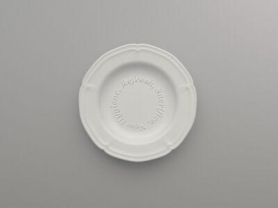 Yu-cheng Chou 周育正, 'Refresh, Sacrifice, New Hygiene', 2018
