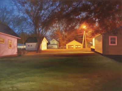 Sarah Williams, 'Hyatt Street', 2020