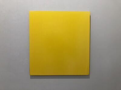 Joseph Marioni, 'Yellow Orange Painting ', 2008