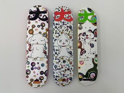 Takashi Murakami, 'Takashi Murakami Skate Deck, 2007', 2007