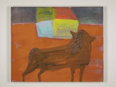 Katherine Bradford, 'Beast and Art', 2006