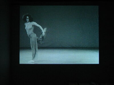 Trisha Brown, 'Water Motor', 1978