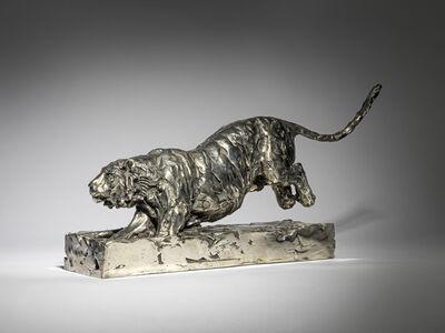 Mark Coreth, '13. Bounding Amur Tiger', 2019