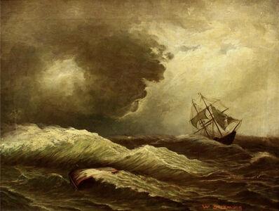 Max Beckmann, 'Storm', ca. 1900