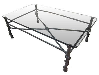 Diego Giacometti, 'Torsade table', ca. 1979