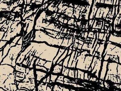 Michel Temman, 'Les mots / Words XI  (series II )  书写 XI   (系列 II)', 2020