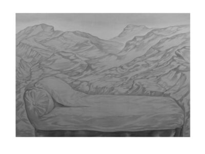 """Maria Serebriakova, 'Geschichte der Träume"""" 1', 2016"""