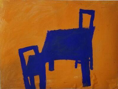Michael Snow, 'Sans titre', 1957