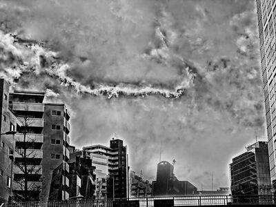 Kikuji Kawada, 'Tokyo, Chaos Cloud', 2011