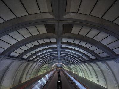 Peter Steinhauer, 'Metro - Van Ness', 2017