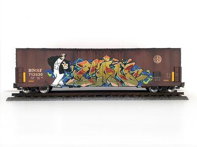 Tim Conlon, 'BNSF #10 (dapper Bluto)', 2020