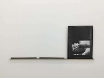 Noé Sendas, 'Resting Hermes (right book page)', 2019