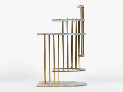 Ian Stell, 'Cricket Cage Model', 2017