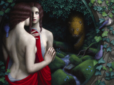 Chie Yoshii, 'The Depth of the Mirror', 2016