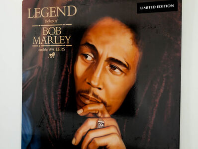 George Mead, 'Legend - Bob Marley & The Wailers', 2019