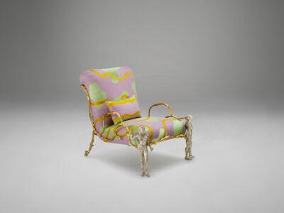 Mattia Bonetti, 'Armchair 'Elle & Lui'', 2017