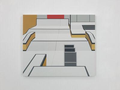 Jurriaan Molenaar, 'Skatehal', 2021