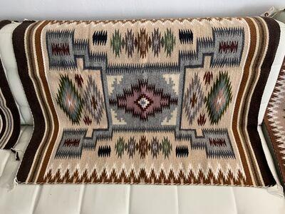 Navajo artist, 'Navajo rug', 2018