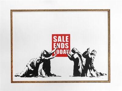 Banksy, 'Sale Ends Today (LA Edition)', 2006