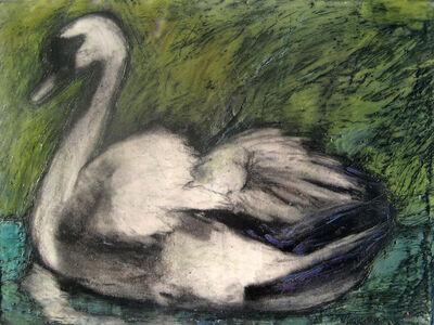 Marcie Wolf-Hubbard, 'Swan Stance', 2014