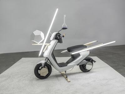 Björn Dahlem, 'Super Vehicle (Alchemia)', 2019