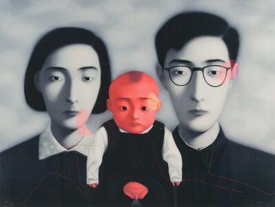 Zhang Xiaogang, 'Big Family', 2006