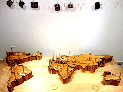 Abel Barroso, 'Double Identity', 2010