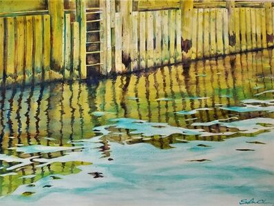 Selina Cheng, 'Harbour Reflection', 2019