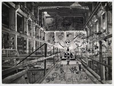 Karl Haendel, 'Covid Dance Party 4 (Tresor, Berlin)', 2020