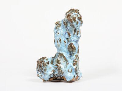 Guy C. Corriero, 'Untitled Blue Foot', 2017