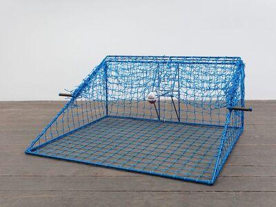 Carsten Höller, 'Blue Trap', 2019