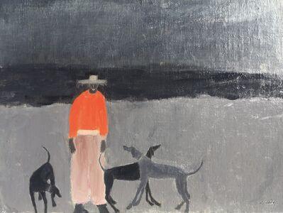 Gigi Mills, 'Calling The Hounds/Black River', 2019