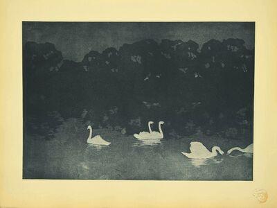 Francis Jourdain, 'Swans ', 1898