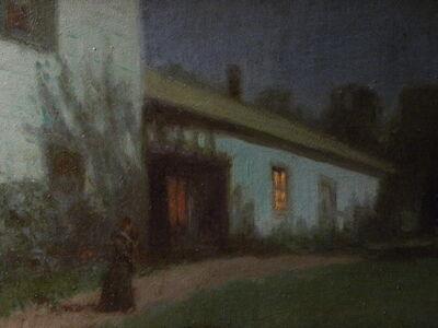 Yoshida Hiroshi, 'Tyringham', 1905